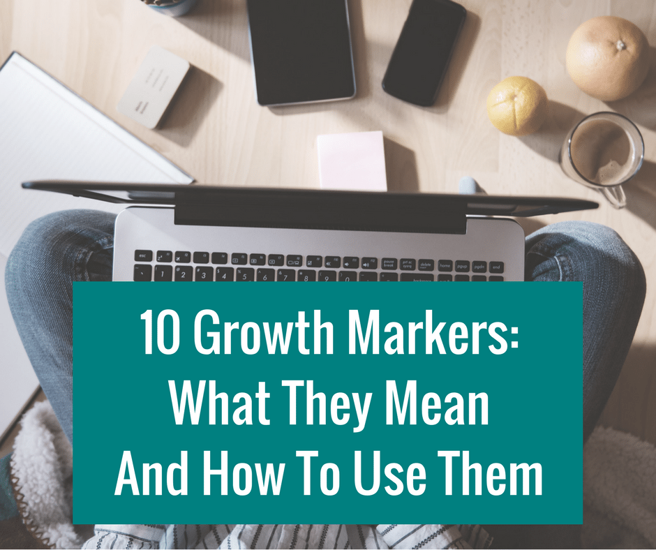 10 Growth Markers What They Mean And How To Use Them