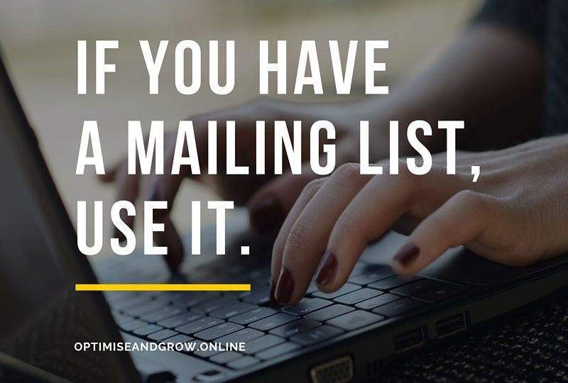 email-marketing-use-your-mailing-list