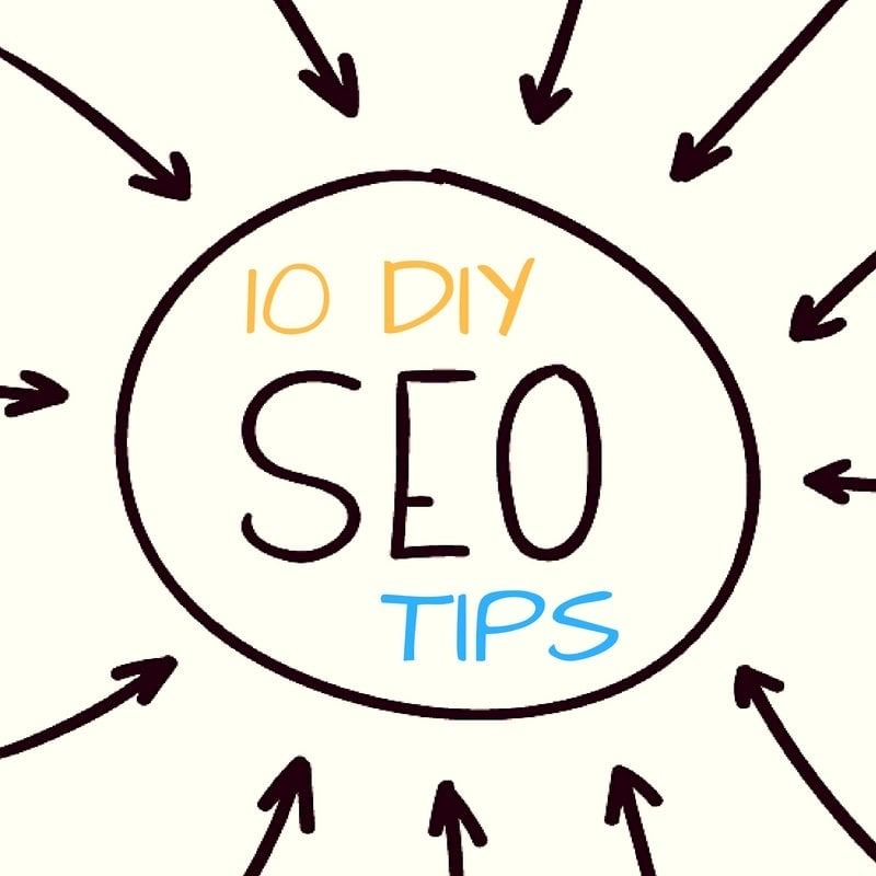 TOP 10 DIY SEO TIPS - optimise and grow online