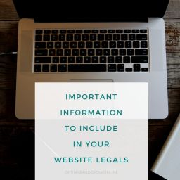 important-things-to-include-in-your-website-legals