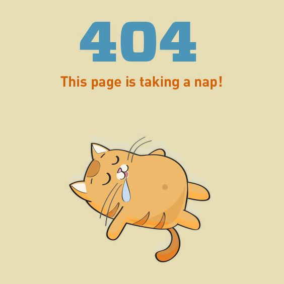 404 error page customer experience funny 1