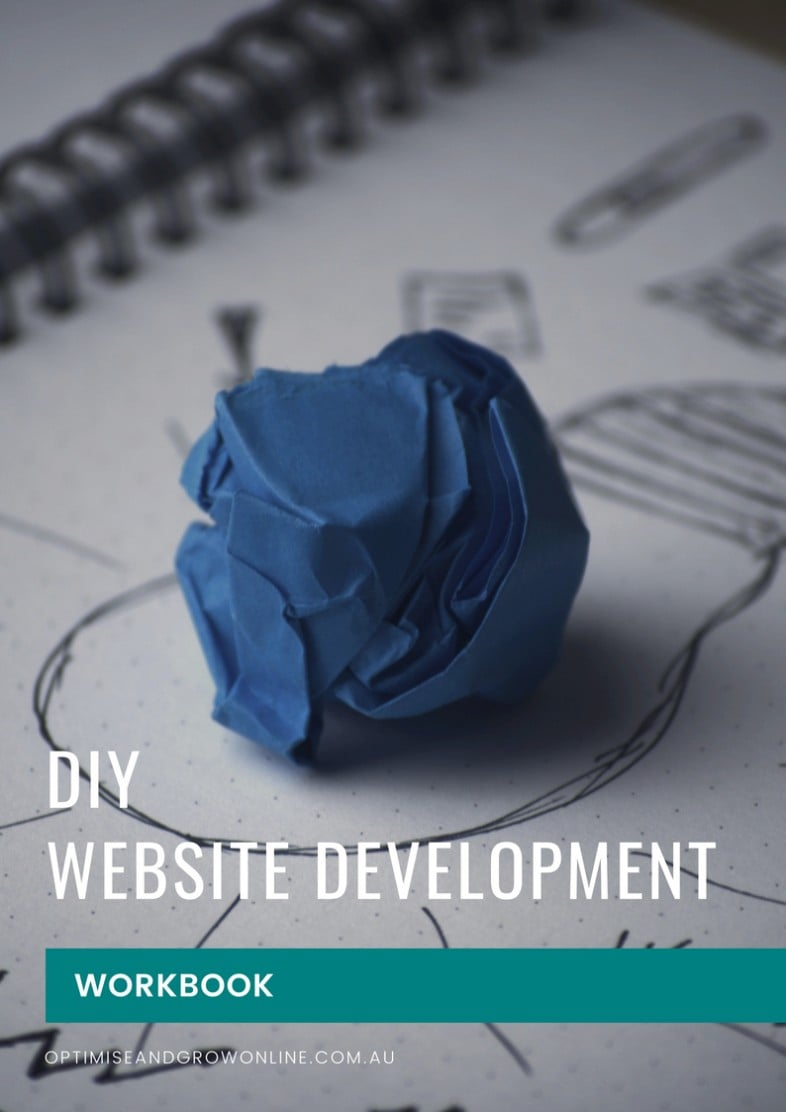 DIY Web Development Workbook