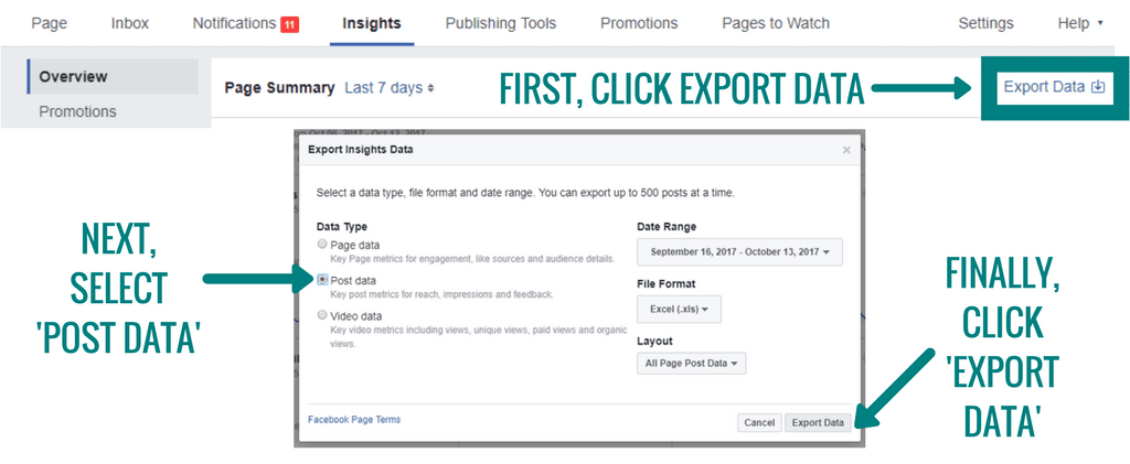 How To Boost Your Engagement And Organic Reach On Facebook Insights (2)
