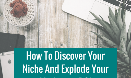 How To Discover Your Niche And Explode Your Marketing ROI