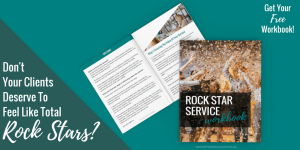 How To Schedule Your Content Like A Boss | Rock Star Service Workbook Twitter