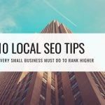 10 local seo tips to rank higher