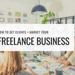 get client marketing for freelancers