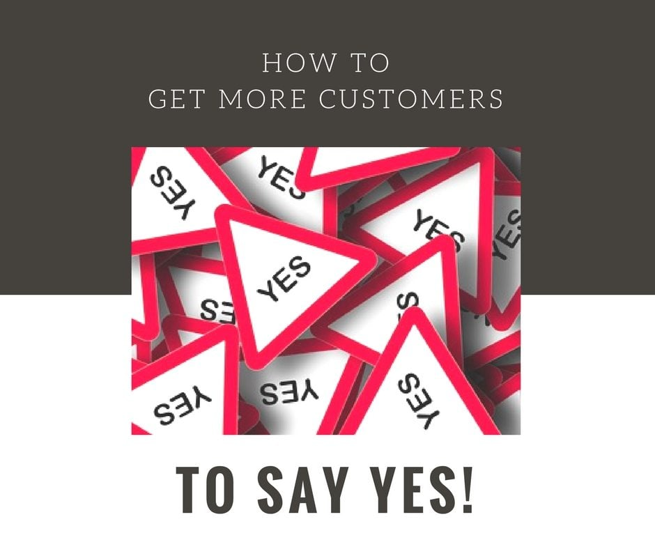 how to get more customers to buy and convert