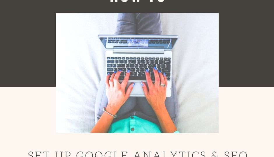 how to set up google analytics and SEO in thinkific