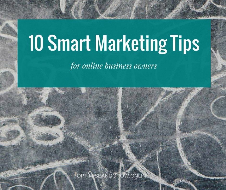 marketing tips for online business owners